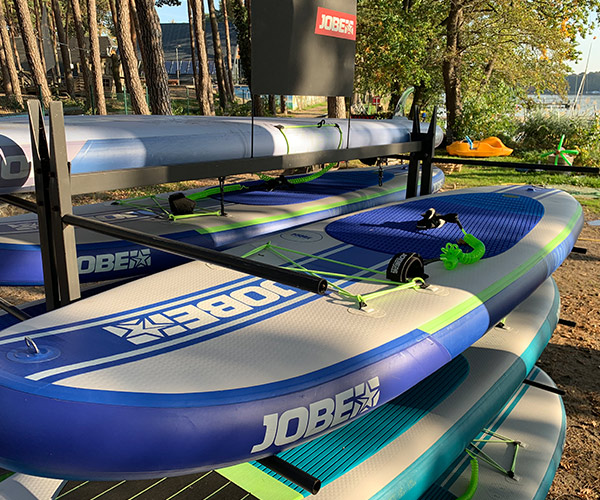 Stand Up Paddling Boards von Boat4All Berlin