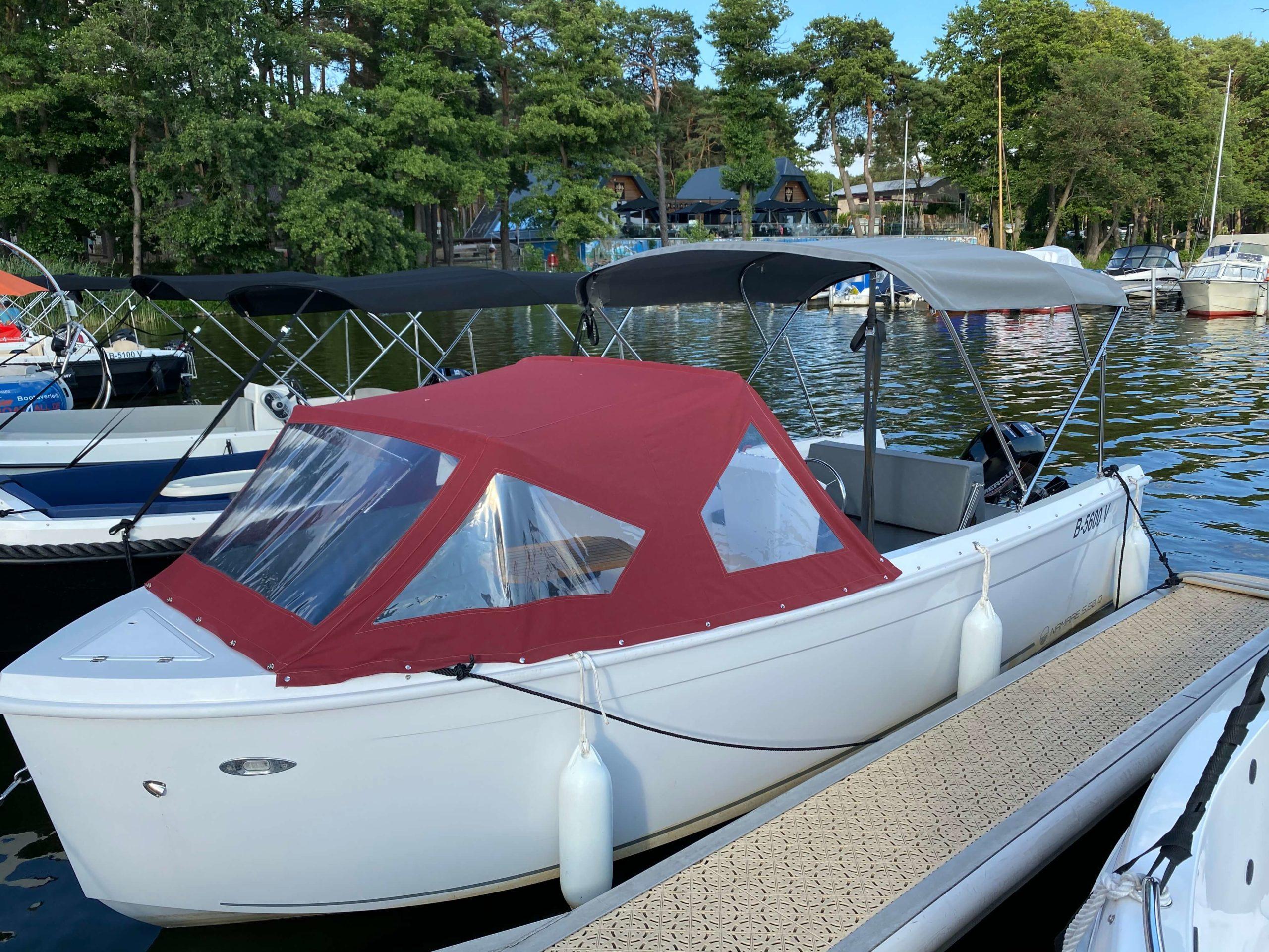 Namare 560 Motorboot