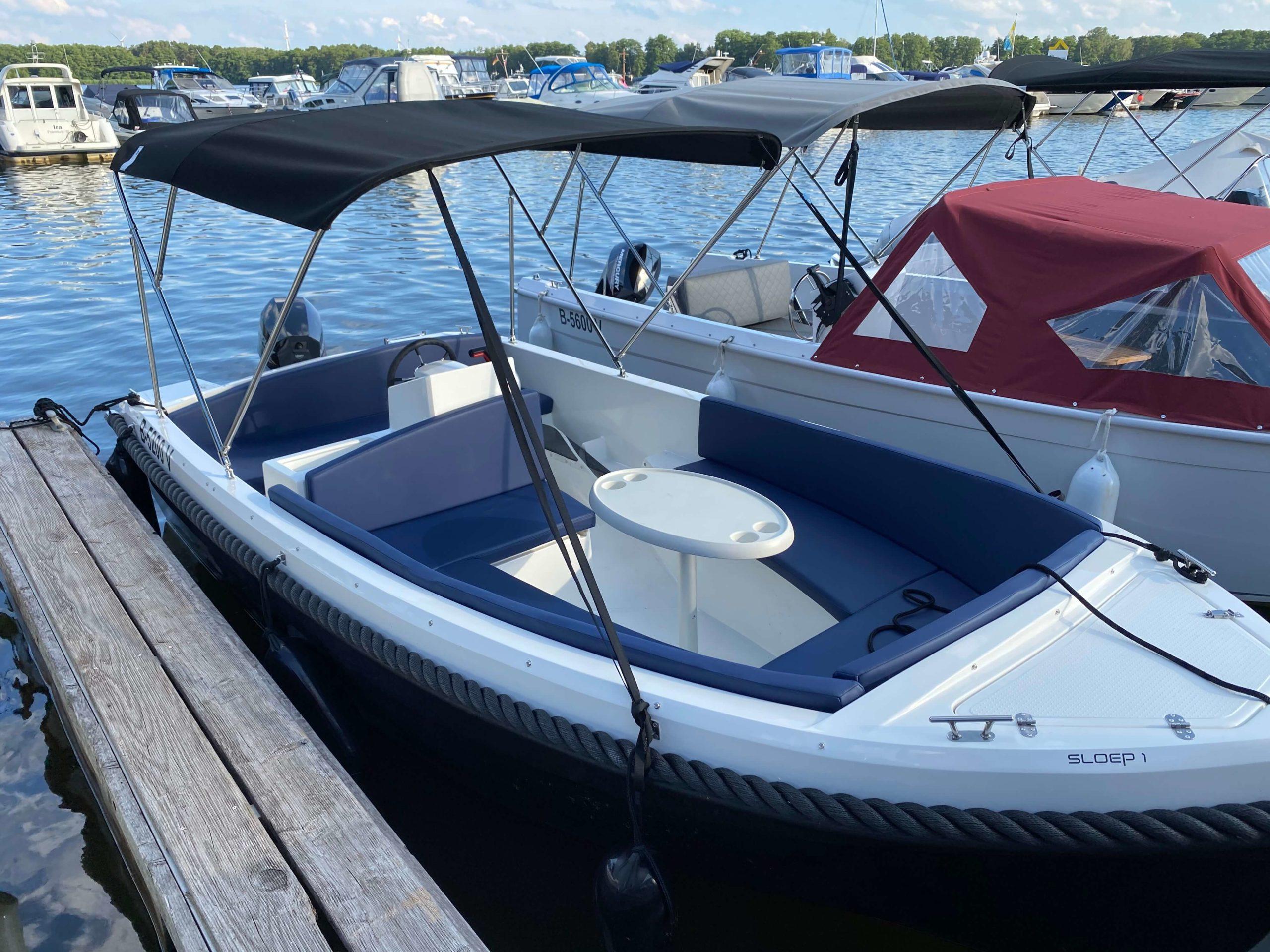 Sloep 500 Motorboot