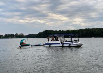 Bayliner Partyboot
